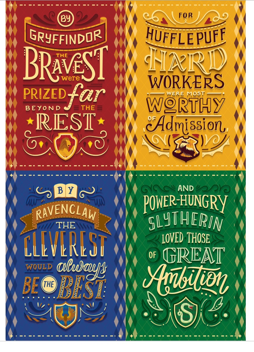 Quot The Hogwarts Stereotypes Quot Hogwarts Library