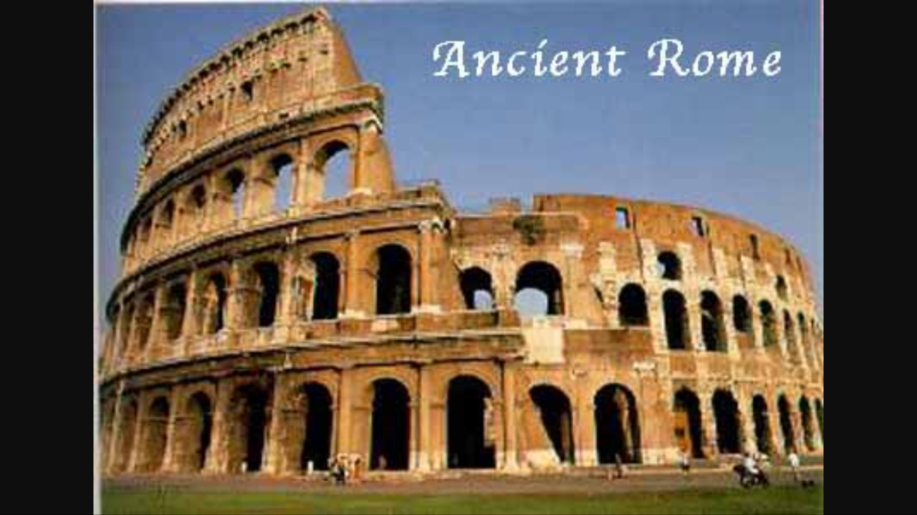 humanities in ancient rome