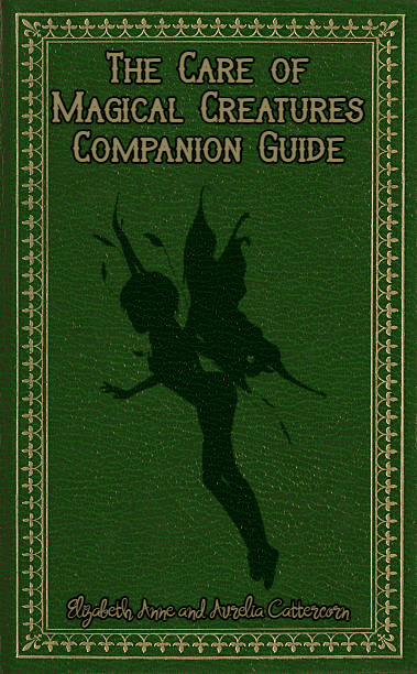 The Care Of Magical Creatures Companion Guide Chapter 1 Hogwarts Library