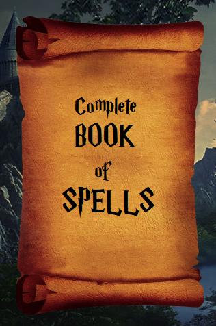 Complete Book of Spells
