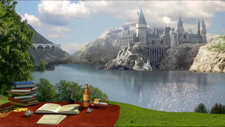 Hogwarts ya tiene clases en línea