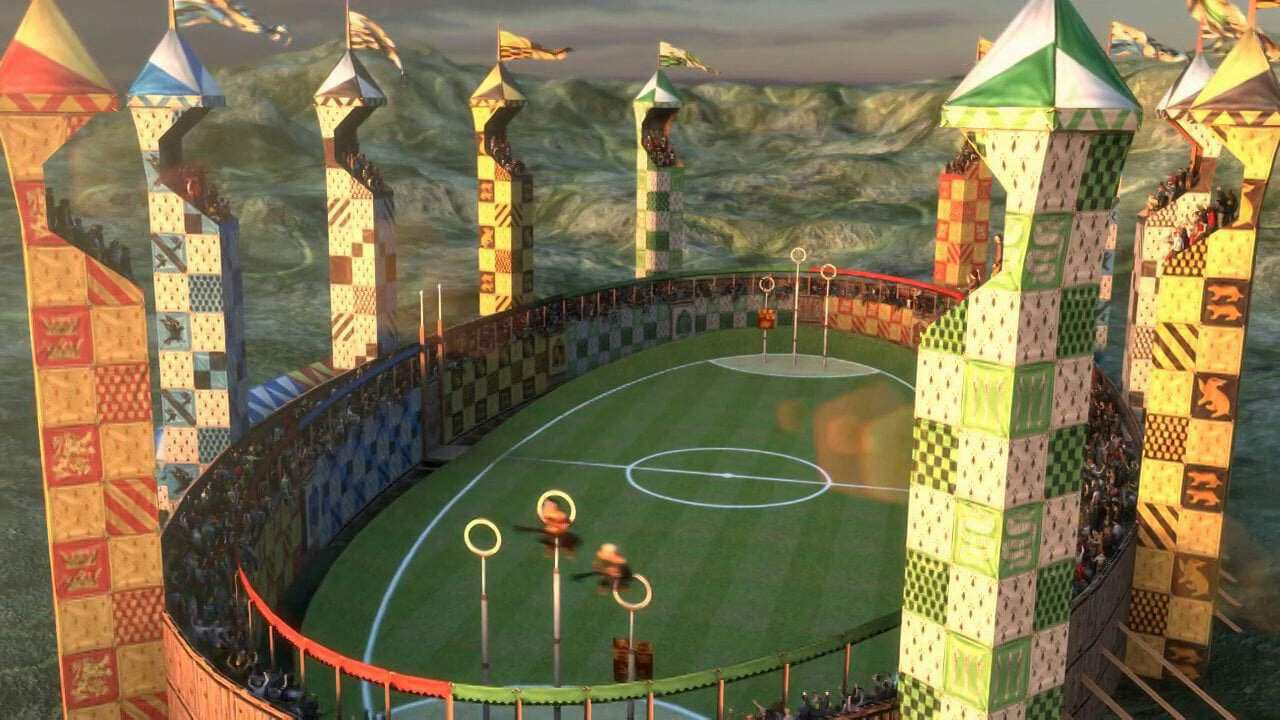 The Quidditch Pitch | HiH