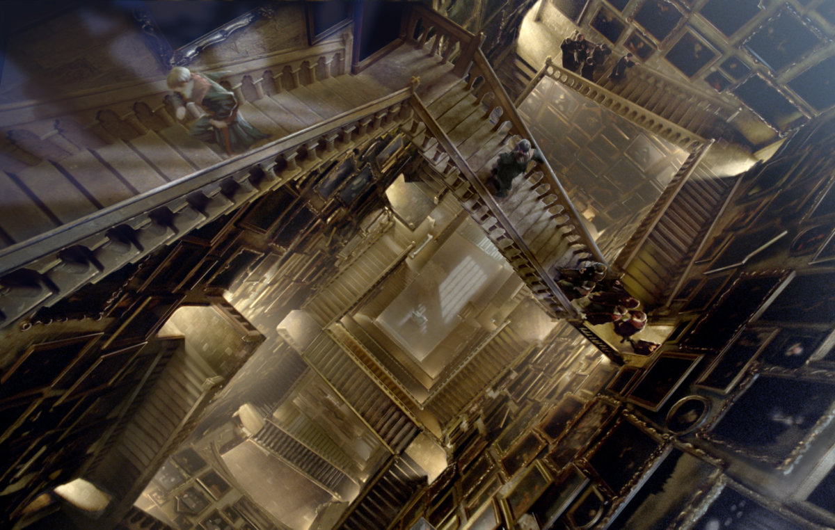 Pottermore Discusses Hogwarts's Secret Spaces