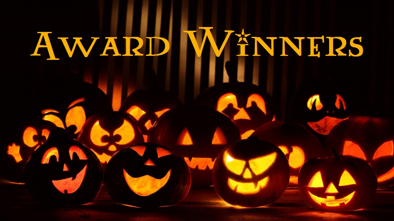 Pumpkin Carving Competition 2019 - Awards
