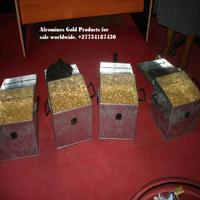 Uganda~S.Africa Gold Sale