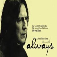 Severus@ALWAYS