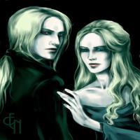 Luc/Cissy Black-Malfoy