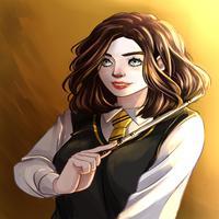 Allegra Nyx Hufflepuff Hogwarts Is Here