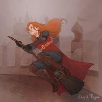 Scarlet Scamander