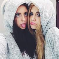 Kelsey and Maria
