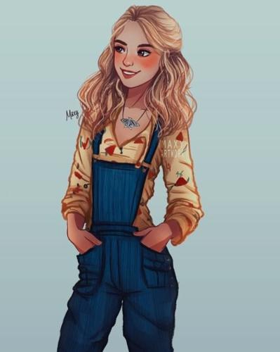 Ginny Roser Weasley