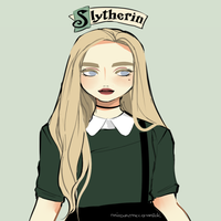 Arabella Scorpious Malfoy